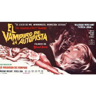 The Horrible Sexy Vampire (1970)