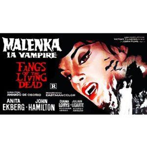 Malenka-Niece Of The Vampire (1968)