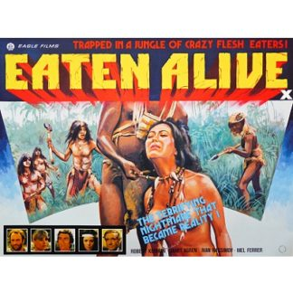 Eaten Alive! (Uncut Version) (1980)