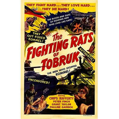 The Fighting Rats Of Tobruk (1944)