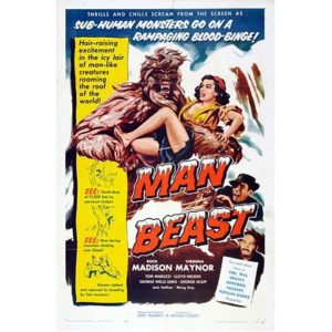 Man Beast (1955)