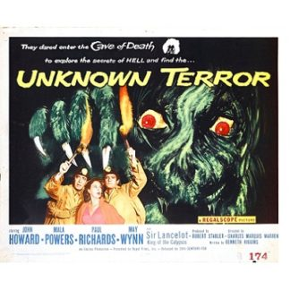 The Unknown Terror (1957)