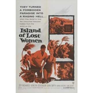 Island Of Lost Women (1959)