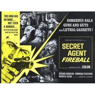 Secret Agent Fireball (1965)