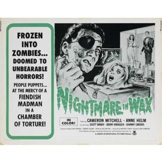 Nightmare In Wax (1969)
