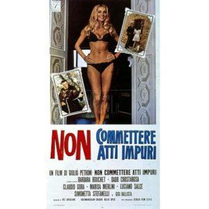 Non Commettere Atti Impuri (1971)