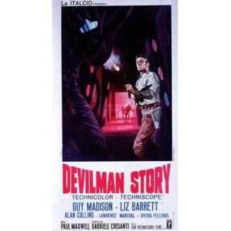 Devilman Story (1967)