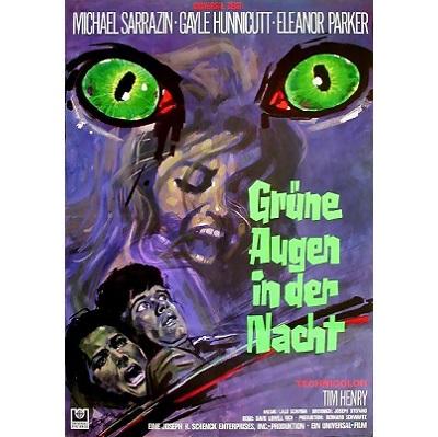 Grune Augen In Der Nacht (1969)