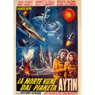 Snow Devils (Italian Language Version) (1965)