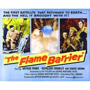 The Flame Barrier (1958)