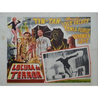 Locura De Terror (1960)