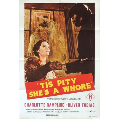 'Tis Pity She's A Whore (1971)