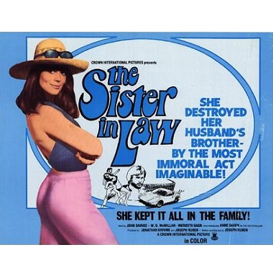 The Sister In Law (1974)