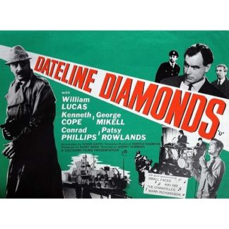 Dateline Diamonds (1965)