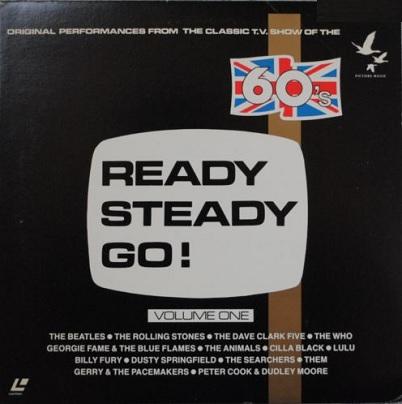 Ready Steady Go! Volume One (1963)