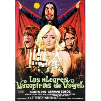 Thrilling Vampires Of Vogel (1975)