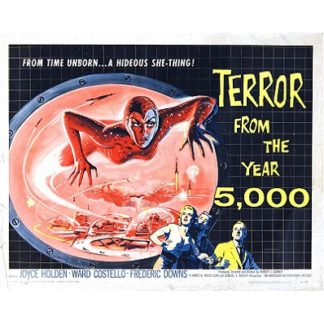 Terror From The Year 5000 (1958)