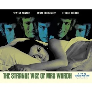 The Strange Vice Of Mrs. Wardh (1971)