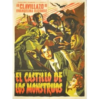 Castle Of The Monsters (1957)