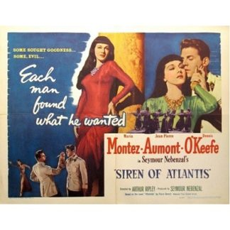 Siren Of Atlantis (1949)