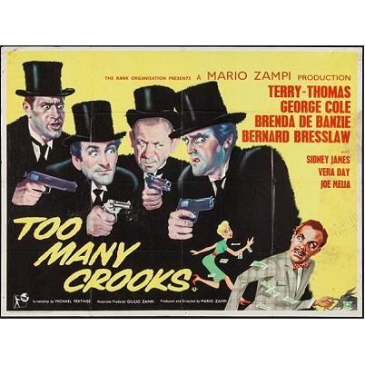 Too Many Crooks (1959)