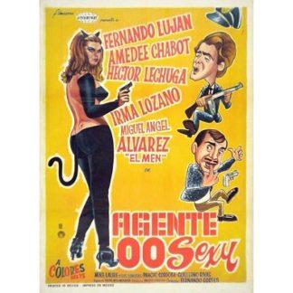 Agente 00 Sexy (1968)