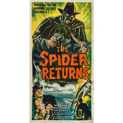 The Spider Returns (1941)