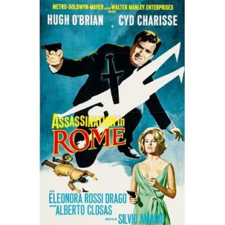 Assassination In Rome (1965)