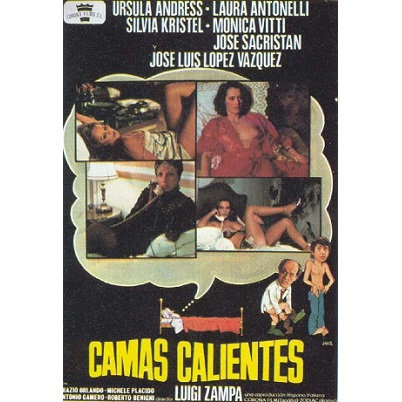 Camas Calientes (Italian version) (1979)
