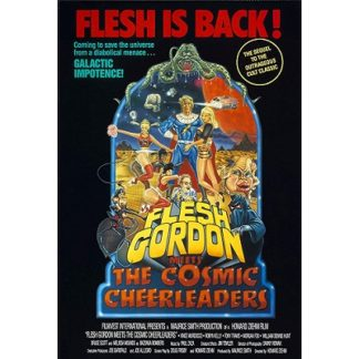 Flesh Gordon 2: Flesh Gordon Meets The Cosmic Cheerleaders (1989)