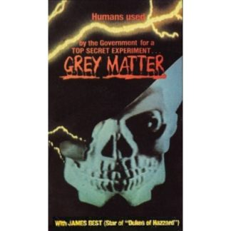Grey Matter (1972)
