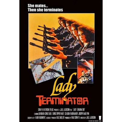 Lady Terminator (1988)