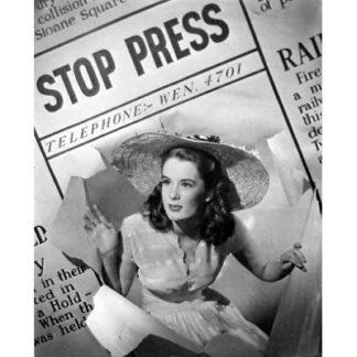 Stop Press Girl (1949)