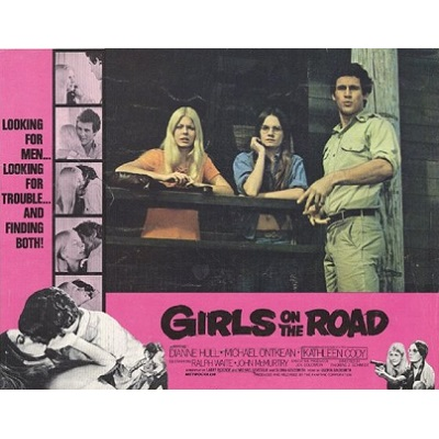 Girls On The Road (1972)