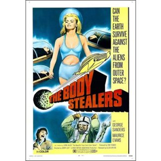 The Body Stealers (1969)