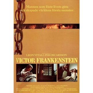 Terror Of Frankenstein (1976)