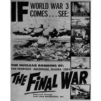 The Final War (1960)