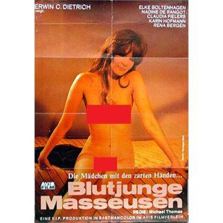 Blutjunge Masseusen (1972)