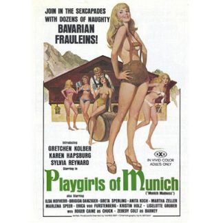 Playgirls Of Munich (1977)