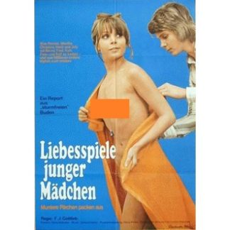 Liebesspiele Junger Madchen (1972)