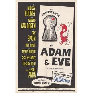 The Private Lives Of Adam And Eve (1960)
