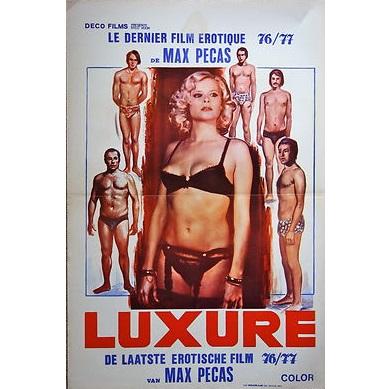 Luxure (1976)