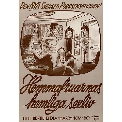 Hemmafruarnas Hemliga Sexliv (1981)