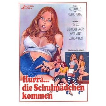 Hurra... Die Schulmadchen Kommen (1975)