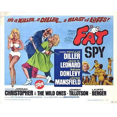 The Fat Spy (1965)