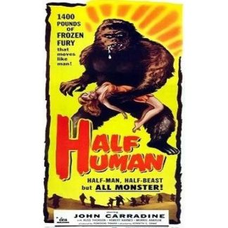 Half Human: The Story Of The Abominable Snowman (1955)