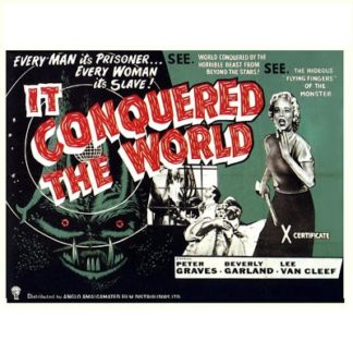 It Conquered The World (1956)