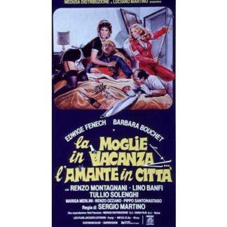 La Moglie In Vacanza... L'amante In Citta (1980)