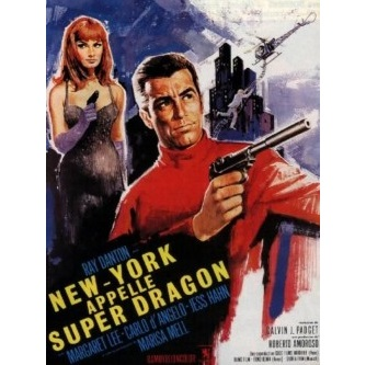 New York Calling Superdragon (1966)