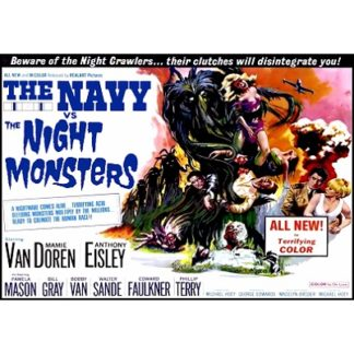 The Navy vs The Night Monsters (1966)